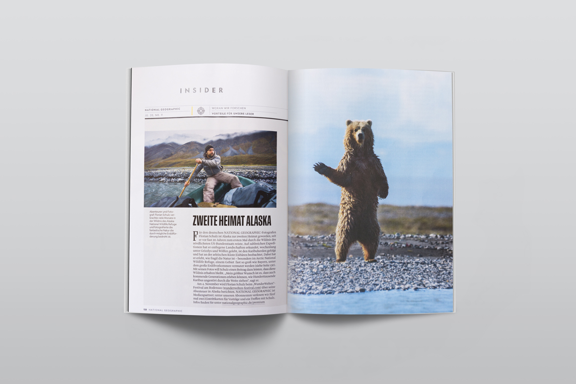 National Geographic Magazine Germany